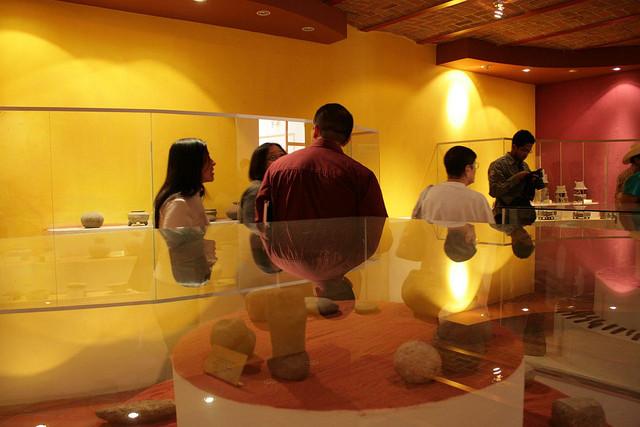 Museo Casa cultura Teuchitlan Jalisco Mexico